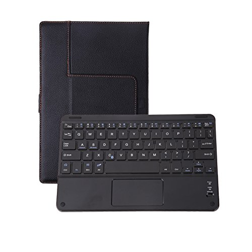8 touchpad bluetooth tablet case - 8
