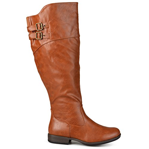 plus size boots extra wide calf - 7