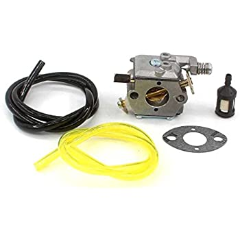 AISEN Carburetor CARB for Strike Master & Jiffy ICE AUGERS TC200 TC300  2-Cycle Engine 50667 Tecumseh 640347
