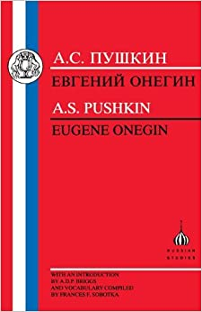 Eugene Onegin (Russian Texts) by Aleksandr Sergeevich Pushkin (1998-01-01)