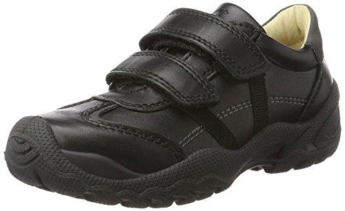 Primigi Jungen Pha 8664 Sneaker Schwarz (Nero/Nero)