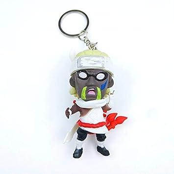 Naruto Llavero Figura 3D Killer Bee - 6 cm: Amazon.es ...