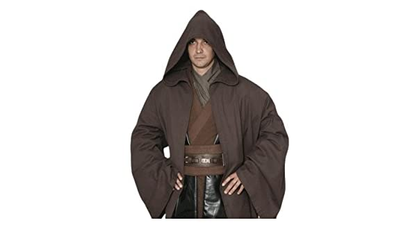 traje traje de Star Wars Jedi de estilo (bata, bolsa de ...