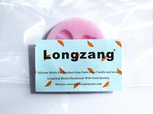 Longzang F0121 Fondant Silicone Sugar Craft Mold, Mini