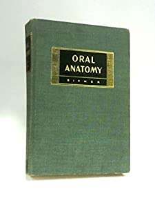 Hardcover Oral Anatomy Book