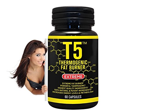 SLIMMING DIET PILLS WEIGHT LOSS T5 FAT BURNER CAPSULES 100% SLIM STRONGEST LEGAL (Diet Pills Ace compare prices)