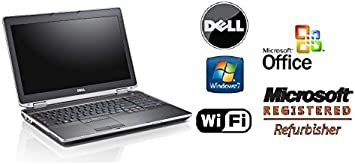 Dell Latitude E6520-240GB Solid State Hard Drive SSD Windows 7 Home Premium 64