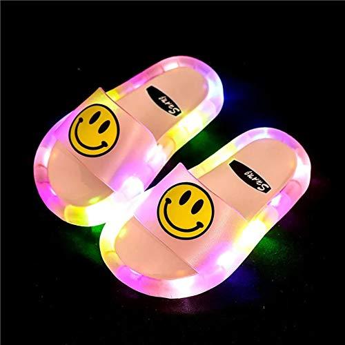 LED-verlichting Sneakers Lichtgewicht Zomer Slippers Tuin Strand Sandalen Lichtgevende Kinderen Kinderen Klassieke…
