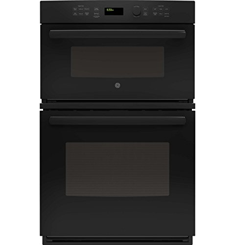 GE JK3800DHBB 27″ Black Electric Combination Wall Oven