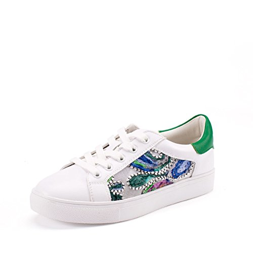 Dünne Schuhe Herbst,Shoe Board Schuhe Koreanische Version Von Sneakers,Freizeit Schuhe Flat Shoes A
