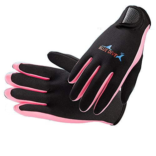 Spbamboo Diving Gloves Neoprene Surfing Spearfishing Snorkeling Warm Gloves