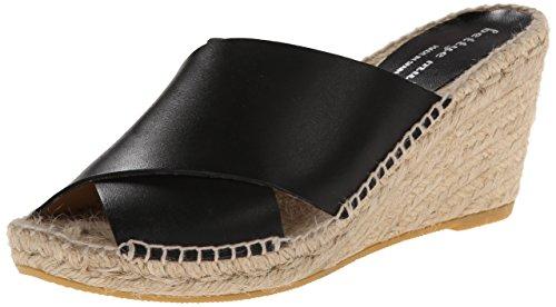 Sandalo Donne Muller Nero Espadrille Bettye Dijon Delle vFRS1