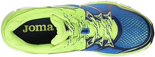 Joma R.super Cross 605 Royal-limon Fluor - Zapatillas para correr Hombre Royal