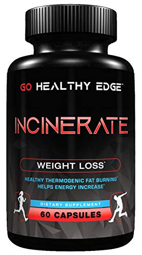 Incinerate Weight Loss Supplement Fat Burner Tablets