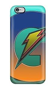 Iphone 6 Plus Case Slim [ultra Fit] Gatorade Logo Protective Case Cover(3D PC Soft Case) hjbrhga1544