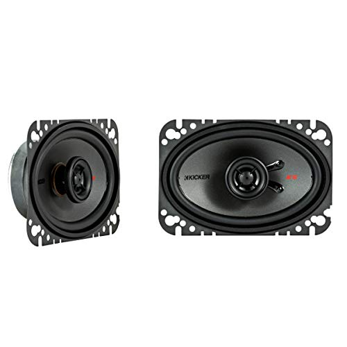 "Pair Kicker 44KSC4604 KSC460 4x6"" 300 Watt 2-Way Car Stereo"