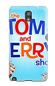 Perfect Fit PdyYcPQ6687vlygM The Tom And Jerry Show Case For Galaxy - Note 3