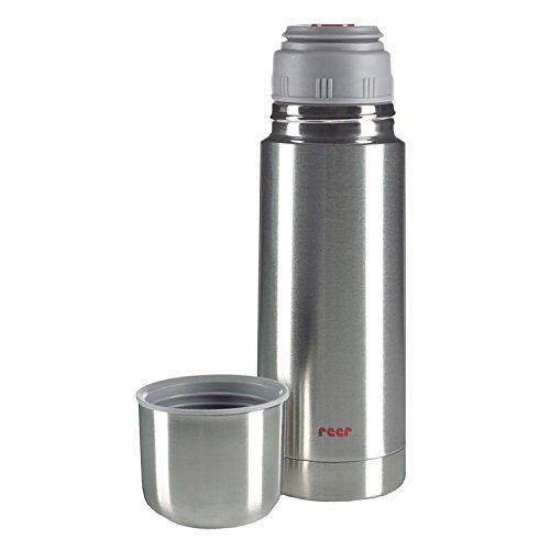 reer 90500.08 - Edelstahl Isolier-Flasche, 500ml