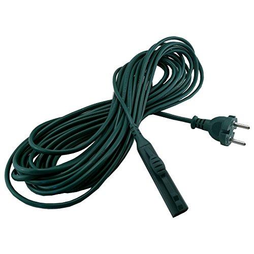 10m câble d'alimentation pour aspirateur Vorwerk Kobold VK 140Câble de rechange, câble