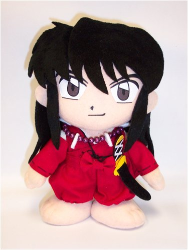Great Eastern Entertainment Inuyasha Human Form Plush by Great Eastern Entertainment