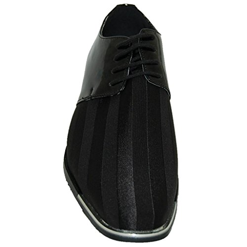 SHOE ARTISTS WoW Sleek Leather Lined Oxfords - Men wqSZTtSeU