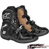 Alpinestars Tech 2 Boots Black 12 US