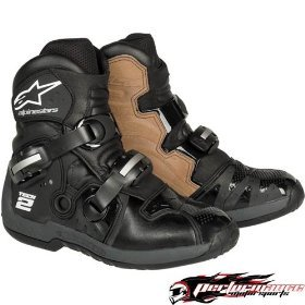 Alpinestars Tech 2 Boots Black 12 US