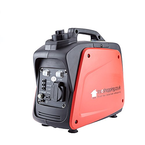 Trueshopping NEW IG950i PETROL PORTABLE DIGITAL QUIET INVERTER GENERATOR...