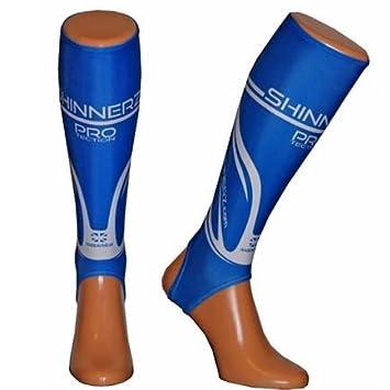 Football Shinnerz - Calcetines de espinillera para futbolistas (1 par): Amazon.es: Deportes y aire libre