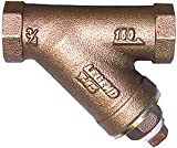 1/2''NPT Bronze Threaded Ends T-15 Series Y-Strainer