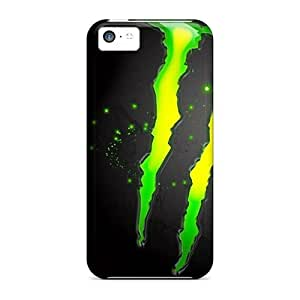 Durable Protection Case Cover For Iphone 5c(monster Enegry Drink) wangjiang maoyi by lolosakes