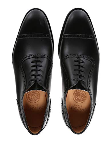 Calf Black Cheaney Fenchurch Cheaney Fenchurch Shoes PZkXuOi