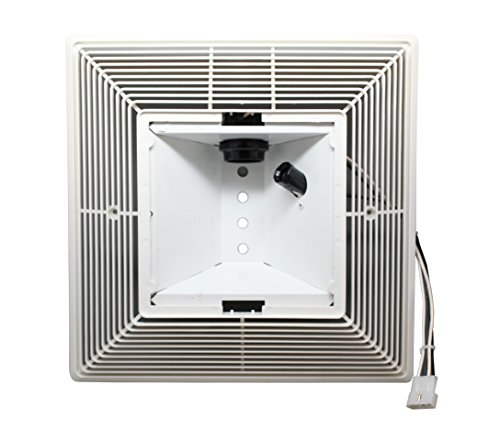 Broan S97013566 Complete Bathroom Fan Cover Grille Assembly For Sale