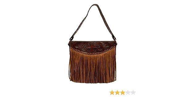 Blazin Roxx Womens Amelia Tote Bag Brown OS N7591802