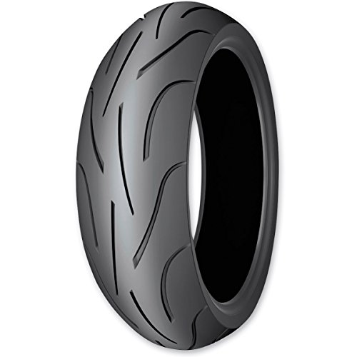 Michelin Pilot Power Rear Motorcycle Tires - 180/55ZR-17 67624
