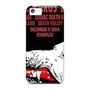 Perfect Hard Phone Covers For Iphone 5c With Customized HD Linkin Park Image MansourMurray