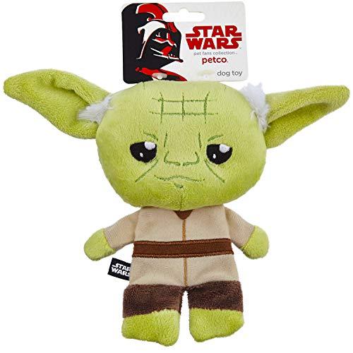Petco Star Wars Yoda Dog Toy 6 -