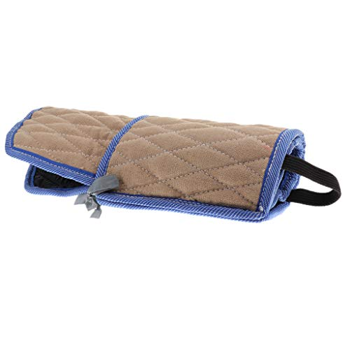 Baosity Comfortable Adult Dog Bite Sleeve Training Protection, Fits Both Sleeves - Beige