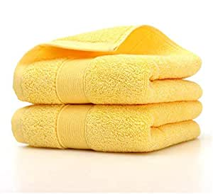 37X75CM 1PCS Solid Thicken Cotton Towel Soft Face towel Hand Towel For Home Hotel Office Gifts