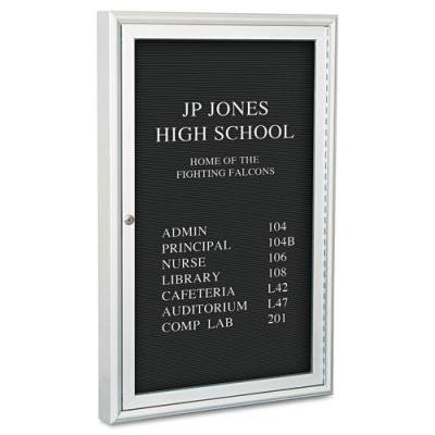 Best-Rite 24 x 36 in. Enclosed Directory Board