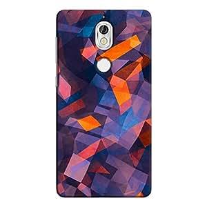 Cover It Up - Rectangle Mountain Nokia 7Hard Case