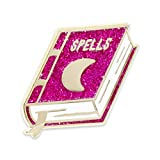Magical Spell Book for Witchcraft & Wizardry Enamel Pins– 2 Pin Set