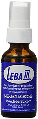Leba Dental Care 181812000133 III Dental Spray, 1-Ounce