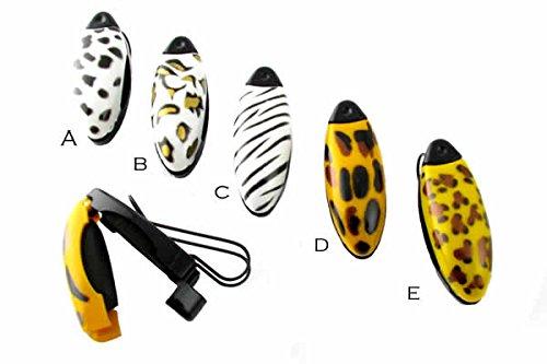 Calabria Safari Eyewear Holder Visor Clip (Assorted 5 Pack)