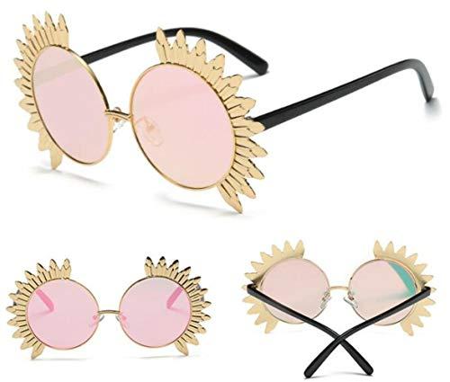 Lunettes Rue De Visière Conduite KlaPe Soleil Miroir Style Mode Lunettes F Personnalité Voyage De De Femmes B Designer Soleil De pEwCSEq