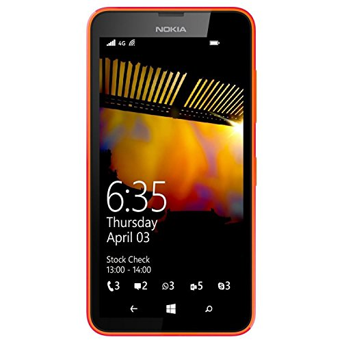 Nokia Lumia 635 RM-975 Unlocked GSM LTE Windows 8.1 Quad-Cor