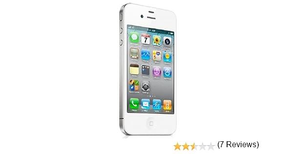 Apple iPhone 4S Blanco 8GB Smartphone Libre (Reacondicionado)