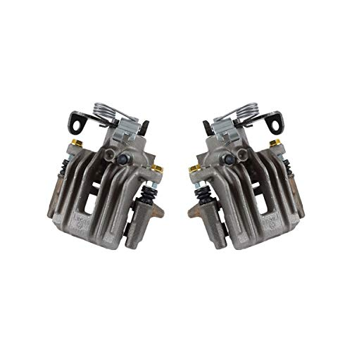 CCK11283 [2] REAR Premium Grade OE Semi-Loaded Caliper Assembly Pair Set