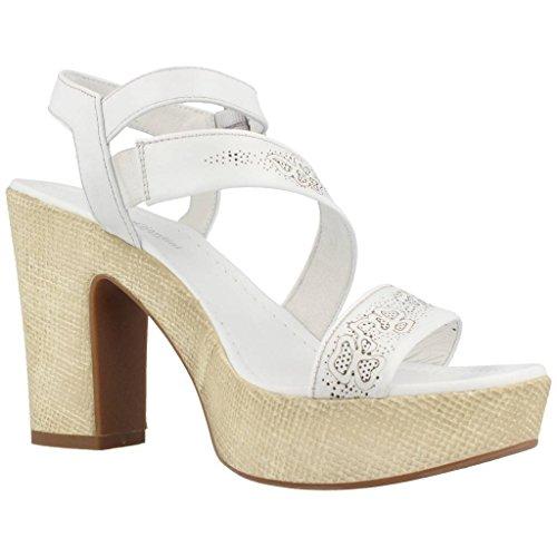 Sandalias y chanclas para mujer, color Blanco , marca NERO GIARDINI, modelo Sandalias Y Chanclas Para Mujer NERO GIARDINI 15630D Blanco Blanco
