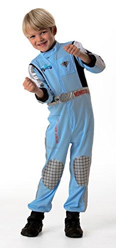 Rubie's Fancy Dress Costume - Disney Pixar - Cars - Finn McMissile - CHILD - 5-6 Years -